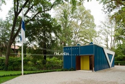 Venetsian paviljonki (Alvar Aalto 1956). Kuva: (c) Ugo Carmeni 2012