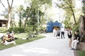 Venetsian paviljonki (Alvar Aalto 1956) kuvattuna 2012. Kuva: Gianni Talamini