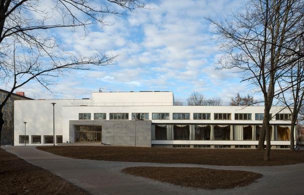 Viipurin Alvar Aalto -kirjasto 2014. Kuva: Alvar Aalto -museo / Maija Holma.  Alvar Aalto Library in Vyborg. Photo: Alvar Aalto Museum / Maija Holma.
