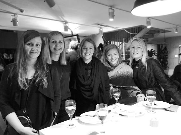 Nimimerkki Silmu. Tekijät: Sini Rahikainen, Hannele Cederström, Inka Norros, Kirsti Paloheimo, Maria Kleimola
