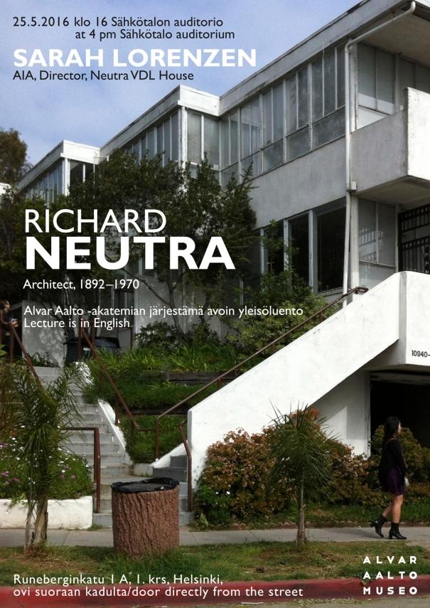 RichardNeutra_SpringLecture